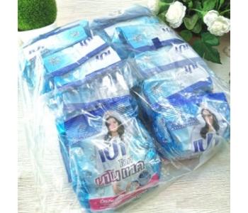 Тайский стиральный отбеливающий порошок без фосфатов Blue complex 12 шт