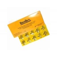 Nasolin P.L. таблетки 10 шт