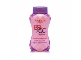 Лечебная пудра BB, CC Natriv powder 40 гр