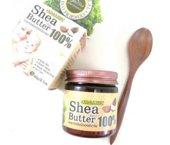 Масло Ши для лица и тела shea Butter 60 гр