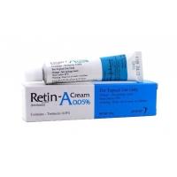 Ретин А крем третиноин Retin-A cream 0,05% 10 гр