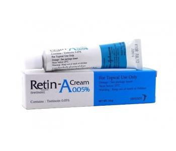 Ретин А крем третиноин Retin-A cream 0,05% 10 гр – инструкция по применению