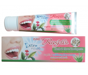 Isme Rasyan Herbal Clove Toothpaste зубная паста 100 мл