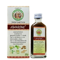 Herbal Cough Syrup Apache Brand сироп от кашля 60 мл