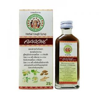 Herbal Cough Syrup Apache Brand сироп от кашля 60 мл
