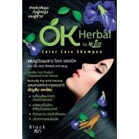 OK Herbal by M-Joy шампунь оттеночный 30 мл
