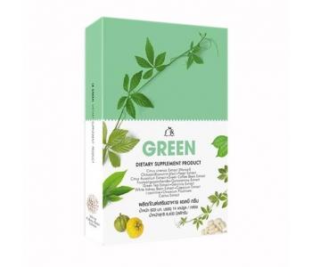 Praya Green by LB двухфазные капсулы для похудения 14 шт