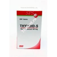 Thyroid-S экстракт щитовидной железы 500 шт