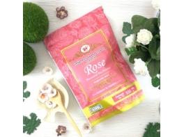 Rose Flavoured Tea Powder цветочный чай 100 гр