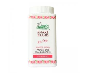 Snake Brand Prickly Heat Cooling Powder холодящий тальк дезодорант 140 гр – инструкция по применению
