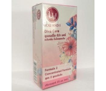 Diva Care formula 2 дезодорант сужение влагалища 25 мл
