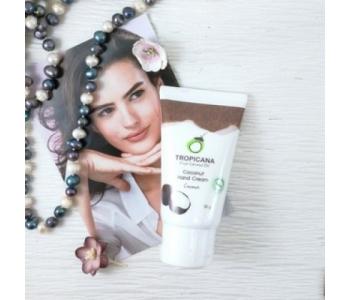 Tropicana Virgin Coconut Oil кокосовый крем для рук 50 гр – отзывы