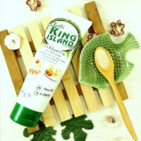 King Island сгущенное кокосовое молоко 180 гр