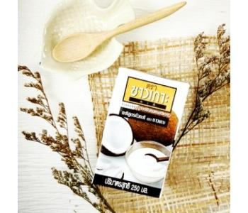 Chaokoh Coconut кокосовые сливки 250 мл