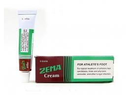 Zema Cream для лечения кожных заболеваний 5 гр