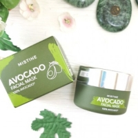 Avocado Facial Mask маска для лица Mistine 35 гр