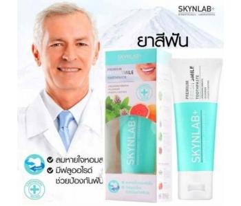 Skynlab+ травяная зубная паста 50 гр.