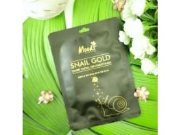 Snail Gold улиточная маска антивозрастная 1 шт