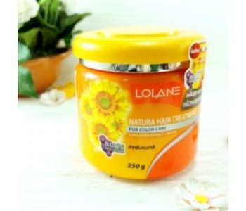 Питательная маска для волос Lolane Hair Treatment с экстрактом подсолнечника 250 мл