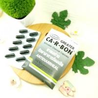 Ca-R-bon таблетки от диареи 10 капсул