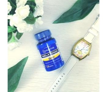 Мелатонин для сна Melatonin 3 мг. 120 таблеток