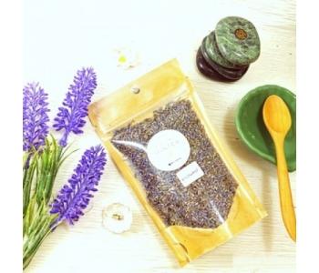 Лавандовый цвет чай из цветов Лаванды 20 гр