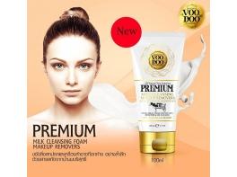 Premium Milk Cleaning Makeup Removers пенка для очищения кожи VOODOO 100 мл