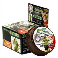 5STAR4A Bamboo Charcoal Herbal Toothpaste Concentrated зубная паста с бамбуковым углем 25 гр