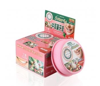 5Star4a Herbal Concentrated Toothpaste Clove зубная паста с гвоздикой 25 г