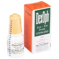 DexOph Eye - Ear Drops капли для глаз и ушей 4 мл