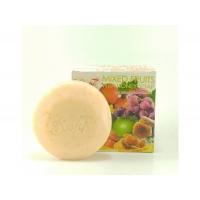 Тайское мыло ароматный Фруктовый Микс Soft7 120 гр