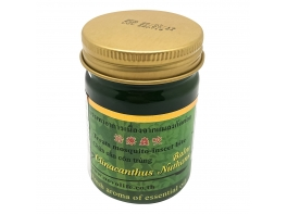 Balm Clinacanthus Nuthans тайский зелёный бальзам с клинакантусом Green Herb 50 гр