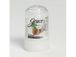 Grace Coconut Crystal Deodorant дезодорант кристалл Кокос 70 гр