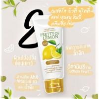 Pretty of lemon лимонная пенка для лица 85 гр
