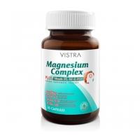Magnesium Complex комплекс Магния с витаминами VISTRA 30 капсул