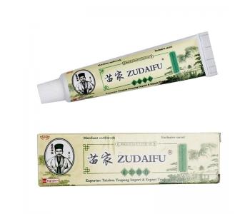 Zudaifu Miao La крем от псориаза Зудайфу Семейный врач мазь 15 гр