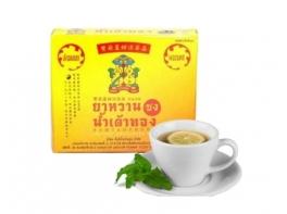 Namtaothong Instant Sweetened Herbal Tea лечебный травяной чай Намтаотонг 5 пакетиков