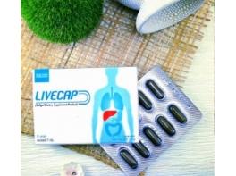 Livecap капсулы для лечения печени и желчного пузыря 10 шт