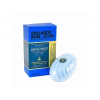 Тайское мыло Collagen Blue Ozean Madame Heng 80 гр