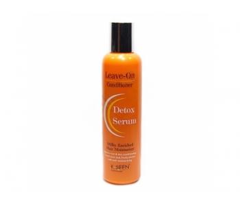 leave-On Detox сыворотка для волос с витаминами E и B5 300 мл