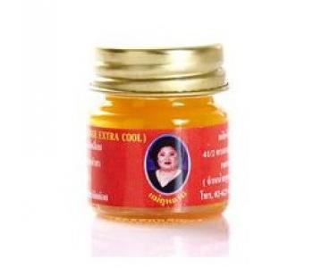 Апельсиновый охлаждающий желтый бальзам Kulab Orange cool balm 25 гр