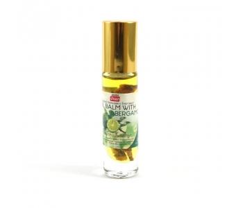 Жидкий тайский бальзам с бергамотом Banna oil balm Bergamot 10 гр