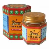 Красный тигровый бальзам из Таиланда Tiger Balm 30 гр