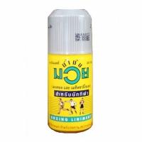 Разогревающее спортивное масло Namman Muay 120 мл