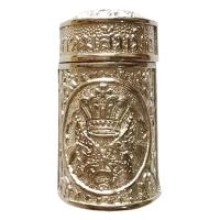 Тайский ингалятор в золотом футляре Jarungjit 44 гр