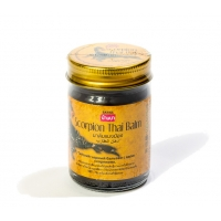 Тайский черный бальзам (мазь) с ядом скорпиона Banna Scorpion Thai Balm 50 гр