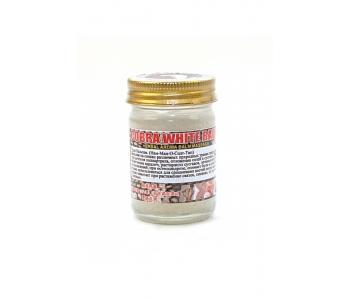 Тайская белая мазь с ядом кобры Cobra white Balm 50 гр