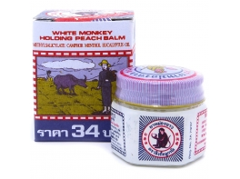 White monkey тайский бальзам от ушибов 18 гр