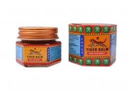 Тайский красный тигровый бальзам Tiger balm red 10 гр