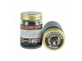 Cobra Black Balm тайский черный бальзам с ядом кобры 100 гр